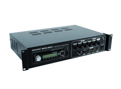 OMNITRONIC EIO3-50III Verstärker 50W