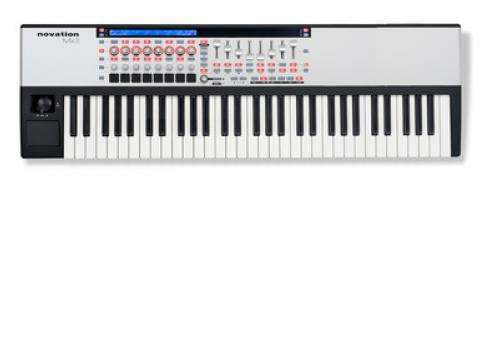 Novation Remote 61 SL MkII Masterkeyboard