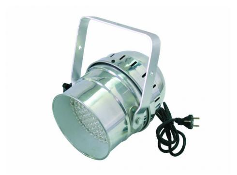 EUROLITE LED PAR-56 RGB Spot alu 10mm