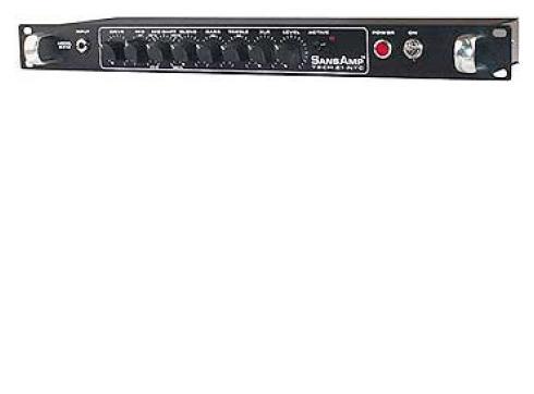 Tech 21 SansAmp RPM Preamp für E-Gitarre