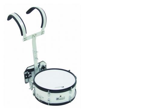 DIMAVERY MS-200 Marsch-Snare weiß