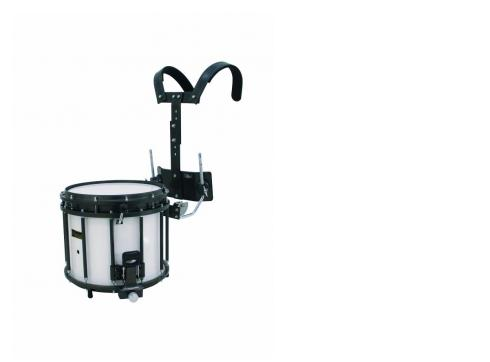 DIMAVERY PMS-350 Marsch-Snare 14x12 wei
