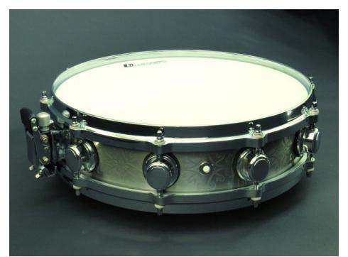 DIMAVERY SD-410 Snare Drum 14x3 5 piccolo