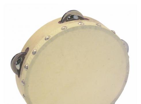 DIMAVERY DTH-704 Tambourin 7 4 Schellen