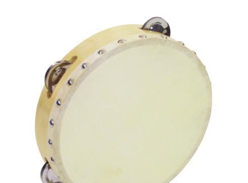 DIMAVERY DTH-804 Tambourin 8 4 Schellen