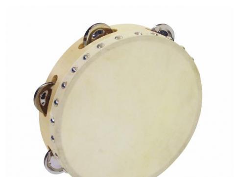 DIMAVERY DTH-806 Tambourin 8 6 Schellen