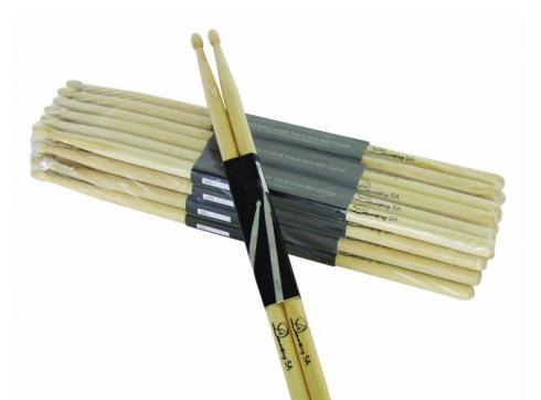 DIMAVERY DDS-5A Drumsticks Ahorn