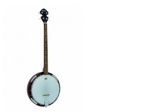 DIMAVERY BJ-04 Banjo 4-saitig
