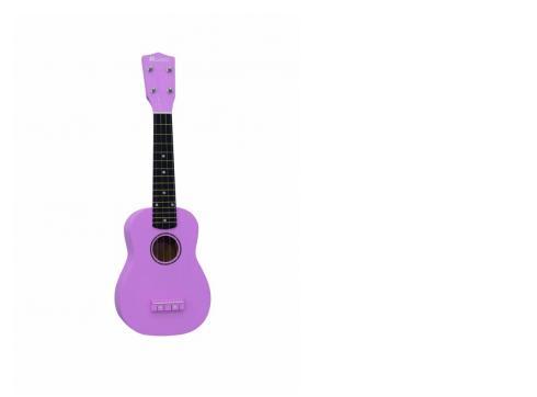 DIMAVERY UK-200 Ukulele sopran pink