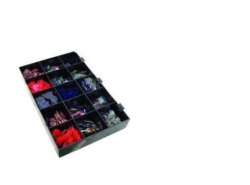 Plek Box gefüllt versch. Farben/Stärken