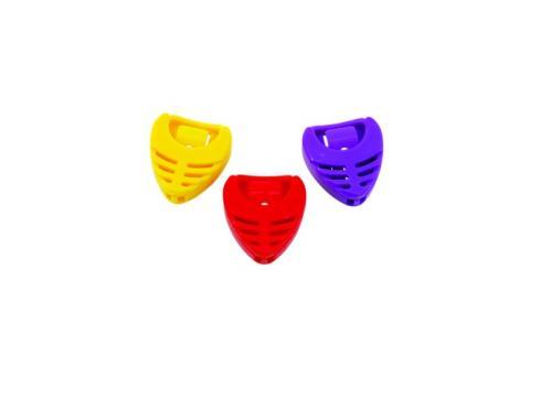 DIMAVERY Plektrumhalter farbig sortiert