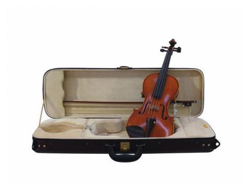 DIMAVERY Violine High-Grade 4/4 m. Bogen