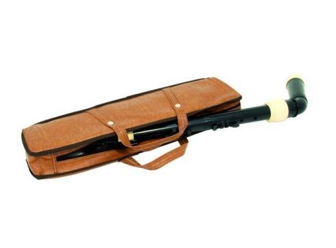 DIMAVERY Blockflöte Bass barocke
