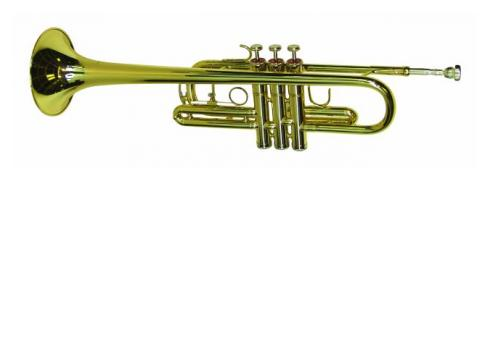 DIMAVERY TPK-10 C Trompete gold