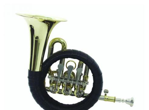 DIMAVERY FHP-300 Pocket Frenchhorn