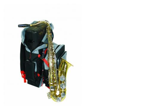 DIMAVERY Spezial-Rucksack f. Saxophon