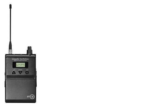AUDIO TECHNICA M3R IEM RECEIVER F-BAND