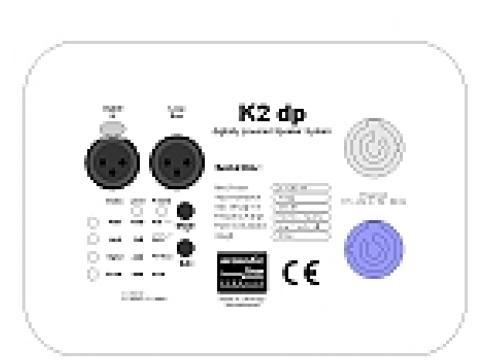 Seeburg K2 dp