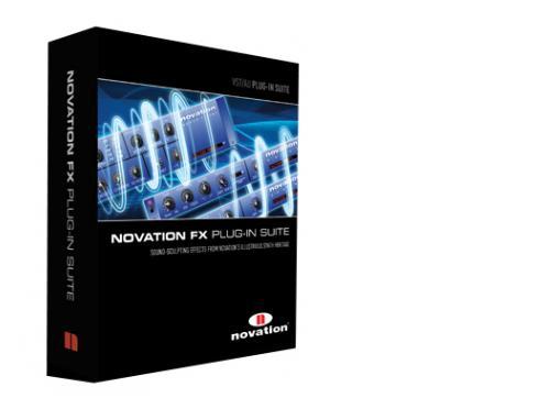 Novation FX Suite