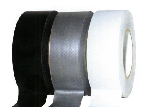 Gaffa Tape Advance AT 165 schwarz 50 m/ 50mm breit