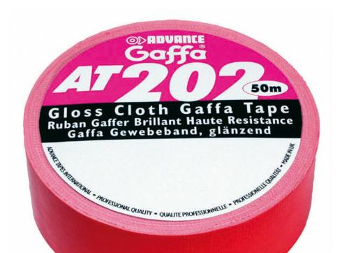 Gaffa Tape Advance AT 202 silber 50m / 50mm breit