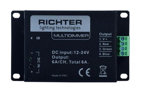 RICHTER Multi Dimmer DC 12-24V