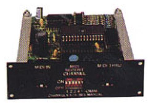 Hughes & Kettner MSM-1 MIDI Switching Modul