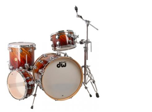 DW JAZZ SERIE -RED FADE O. OLIVE