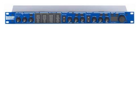 Lexicon MX200 Stereo Effektprozessor