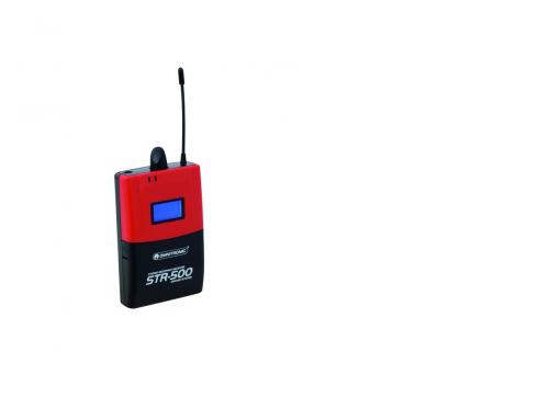OMNITRONIC STR-500 Taschenmpfänger IEM