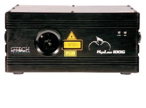 GTECH Highlase 100G MkII