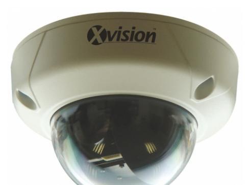 X-vision HTS-51 Pan Tilt Zoom Kamera mit 550 TVL