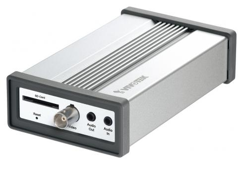 Vivotek VS8102 1-Kanla IP Video Server H.264