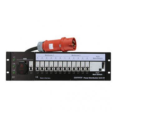 CONNEX Stromverteiler 32A