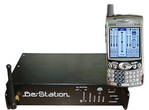 BE-STATION BLUETOOTH SET