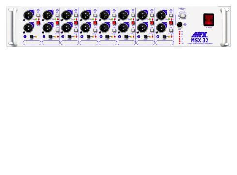 ARX MSX 32