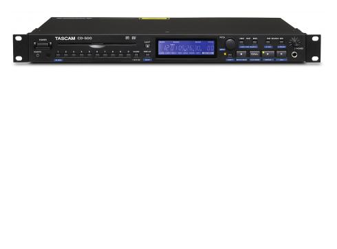 TASCAM CD-500B CD Player