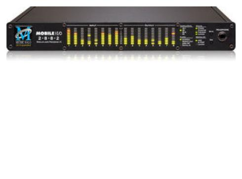 Metric Halo Mobile I/O 2882 Expanded 2D