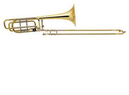 Bach LT 50B30 Bb/F/Gb-Bassposaune