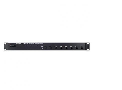 Tascam La-81 Mk2 Symmetrieverstärker Xlr In/ Chi Out 8-kanal