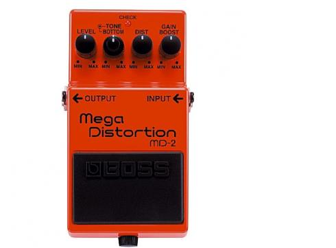 Boss Md-2 Mega-distortion