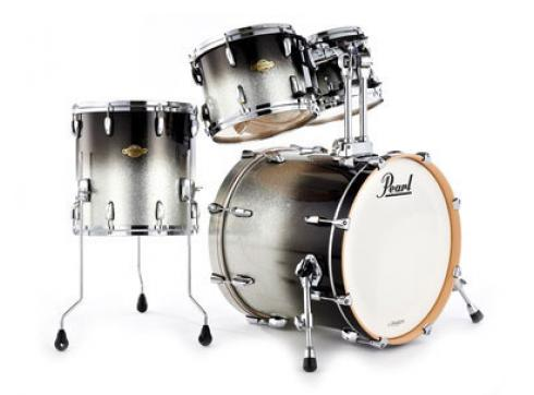 Pearl MCX FUSION 1 SET BLACK SPARKLE
