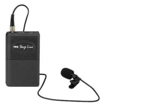 Monacor TXS-820LT Krawattenmikrofon-Sender