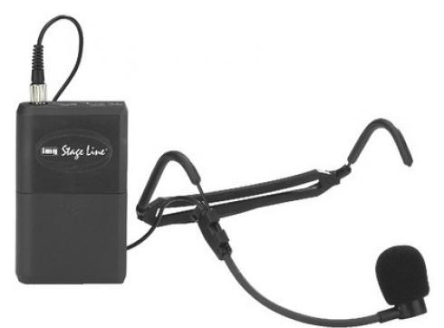 Monacor TXS-820SX Kopfbügelmikrofon