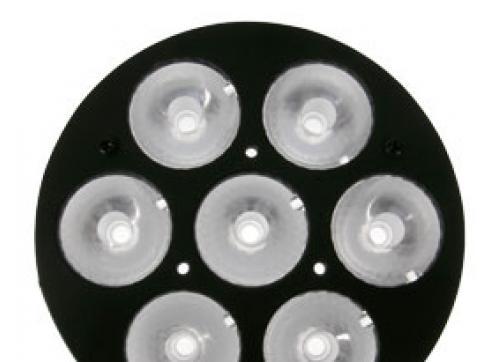 Litecraft LED Mini PAR AT3 Linsenset 25 Grad