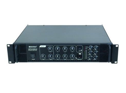 OMNITRONIC MPVZ-250.6 Mischverstärker