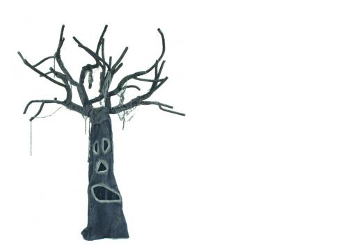 Halloween Horrorbaum 180cmx200cm