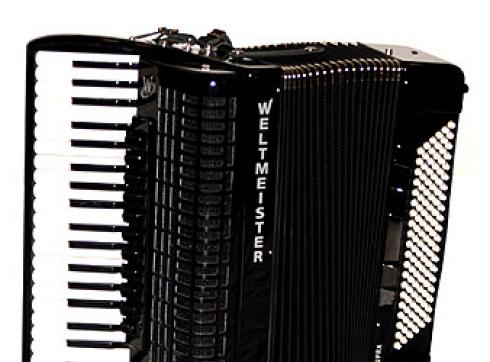 Weltmeister Supra 120 Accordion