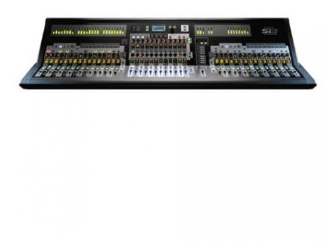 Soundcraft Si3 64+4 (Vorf�hrmodell) - Stockclearing