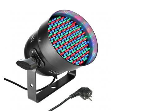 Cameo PAR 56 CAN - 151 x 5 mm LED RGB PAR Scheinwerfer in schwarzem Gehäuse